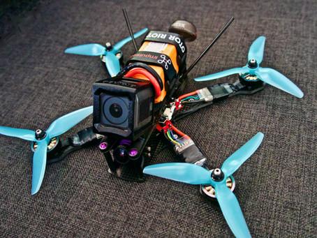 7 Gründe warum Drohnen-Racing der Sport der Zukunft ist