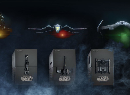 The New Star Wars Drones Let You Join Galactic Multiplayer Battle Games