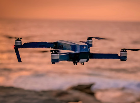 Setting Sail: Top 5 Tips for Flying Drones Over Water