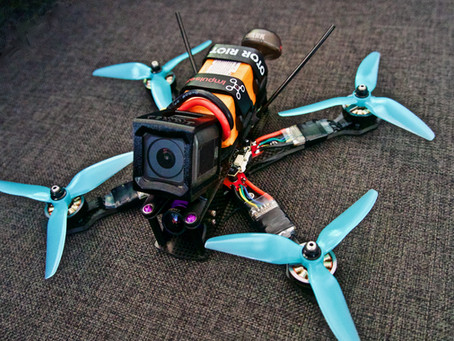 7 Reasons Drone Racing Is the Sport of the Future and the Present