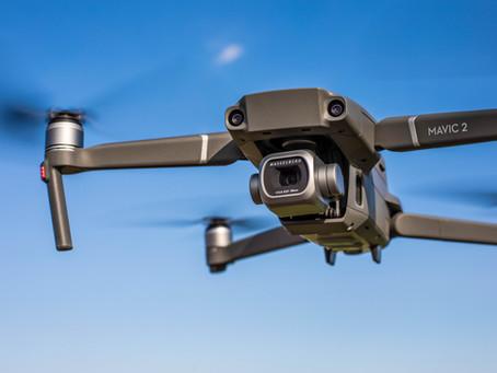 DJI Drone Comparison: Mavic Pro 2 vs Phantom 4 Pro