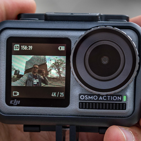 How good is DJIs Osmo Action Camera really?