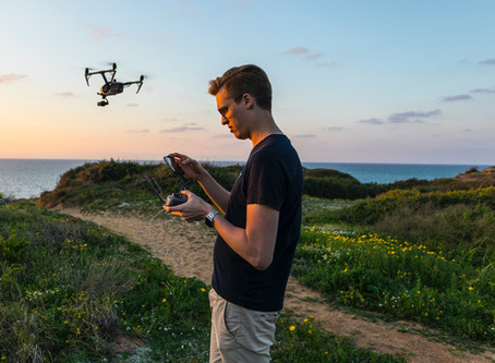 How to recognize a good drone pilot | 6 characteristics and skills