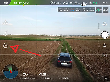 DJI Point of Interest Anleitung