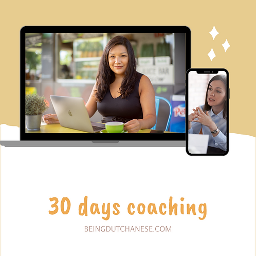 30 Days Personal Coaching