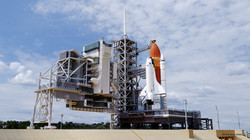 Kennedy Space Center Launch Complex_day.