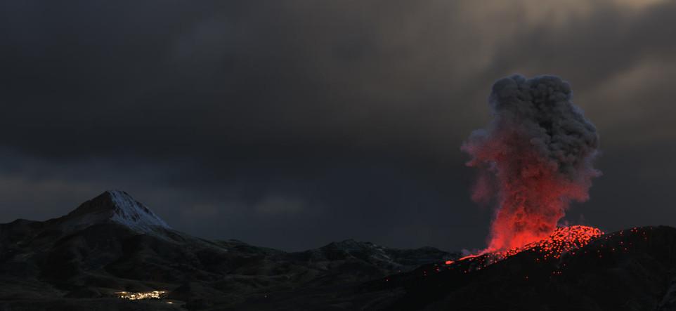 Arbillos Eruption 2