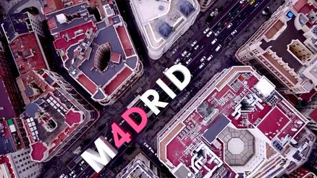 Gran Vía M4DRID Promo