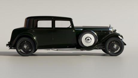 BENTLEY 1931