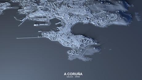 A Coruña Landscape