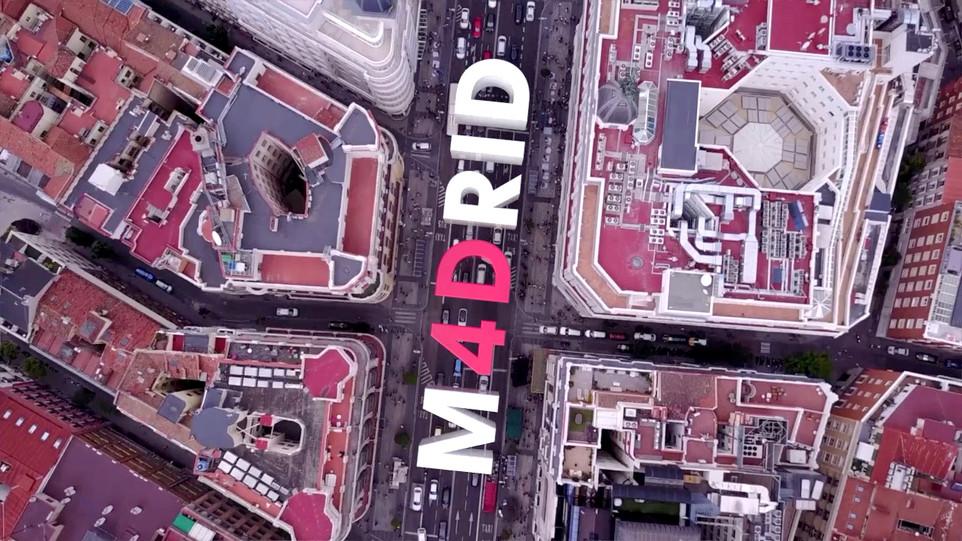 M4DRID Gran Vía