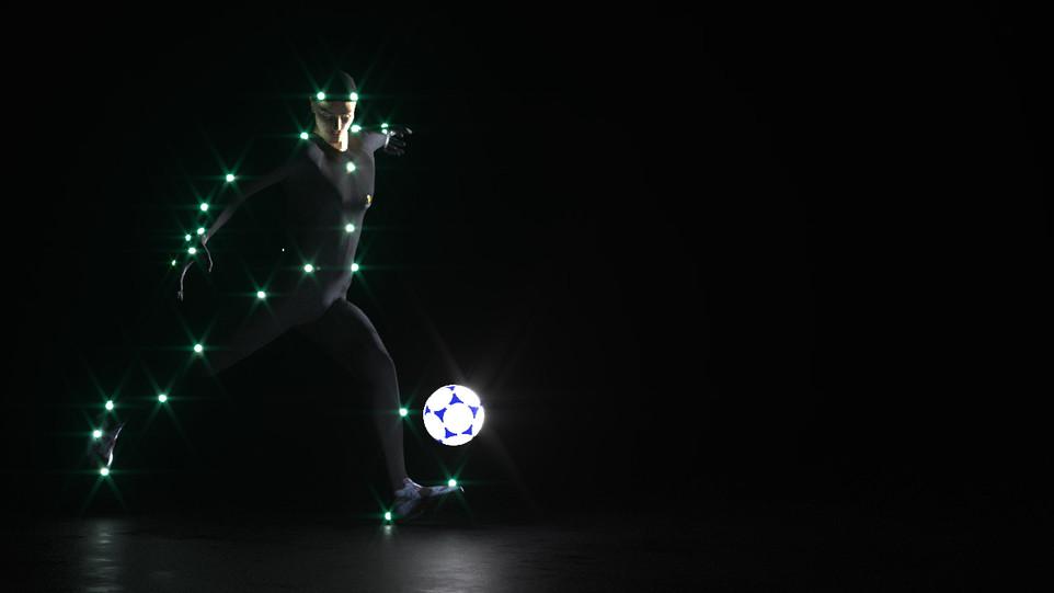 Soccer Dinamic test
