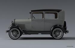 Ford A Tudor 1929_1