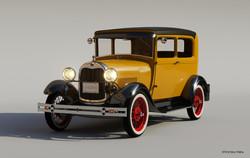 Ford Tudor 1929_1