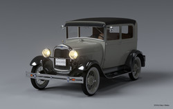 Ford A Tudor 1929_3
