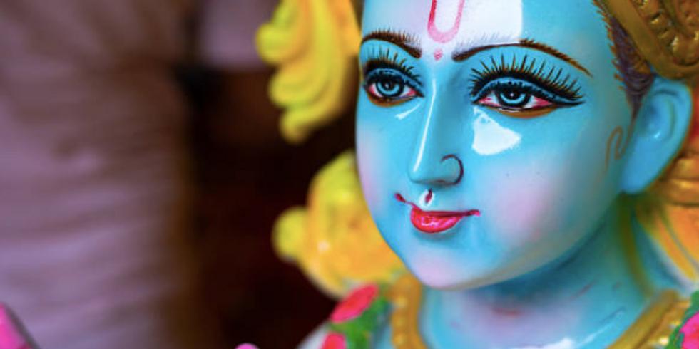 Kirtan with The Hari Krishna's