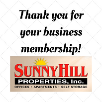 Thank you for your business membership!-
