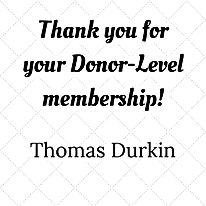 Thank you for your business membership!(