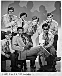 J larry davis & the Marvelles original w