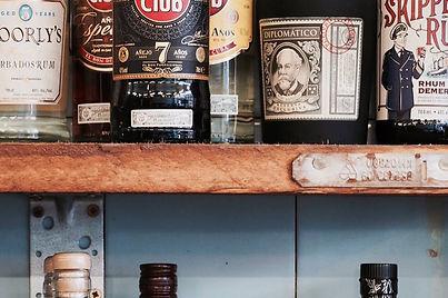 sprits, bottles, alcohol