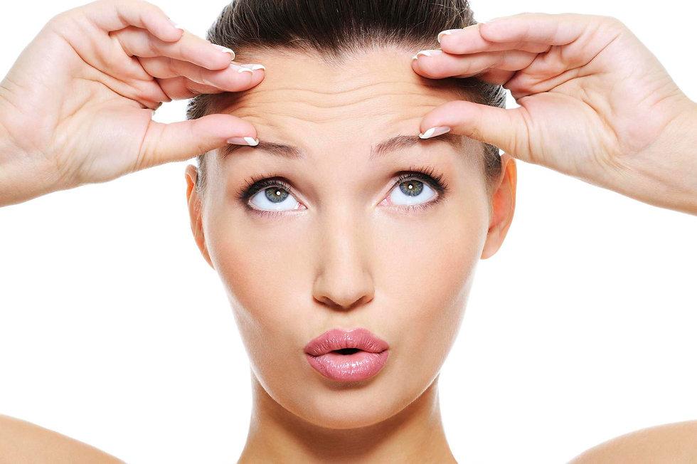 Botox model in chester