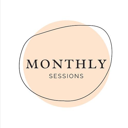 Monthly Mastermind