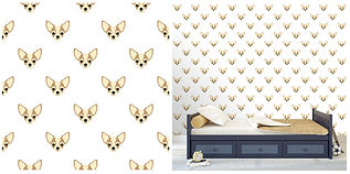 wall paper for kids with dogs puppies