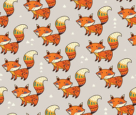 wall paper for kids foxes