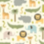 wall paper for kids crocodiles lions elephants lions snakes