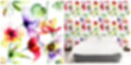 wallpaper contaning exotic flowers