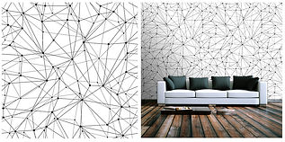 wallpaper geometric shapes