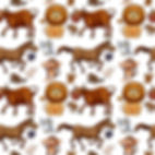 wall paper for kids cows lions owls monkeys sheep