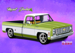 Custom Chevy Trucks
