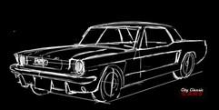 Classic Car Vision Renderings