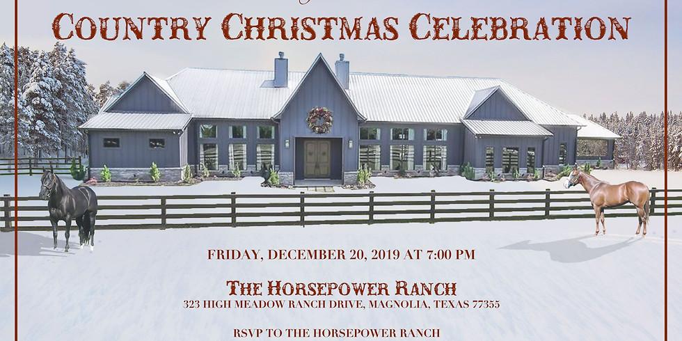 Country Christmas Celebration