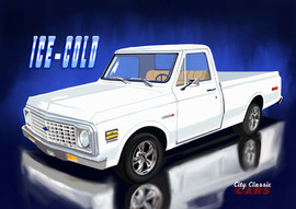 Trucks by City Classic Cars