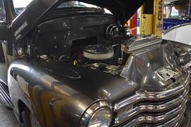Chevy Trucks by Sabra Johnson Car Builder