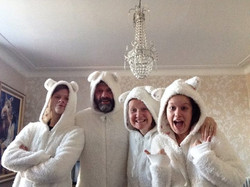 Happy Christmas from the Woolgroves!
