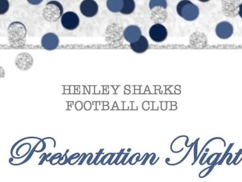 2019 Senior Presentation Night