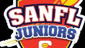 SANFL Under 16.5 & Under 16 B&F Count
