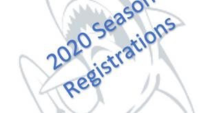 Senior Player Registration for 2020 Season