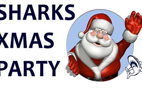Sharks Xmas Party 2018