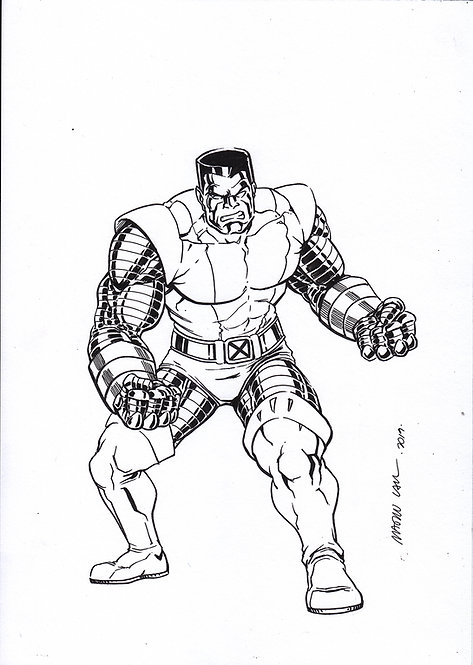 Colossus - X-Men