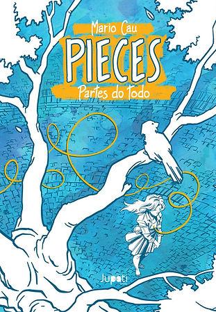 Pieces - Partes do Todo - Mario Cau