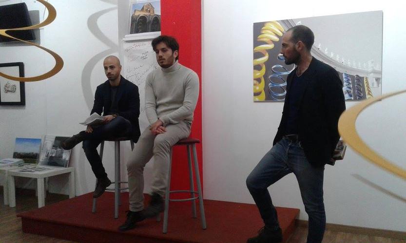 sessa aurunca, toro arte contemporanea, 2016