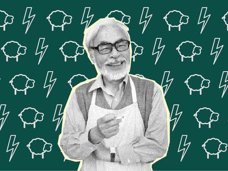 #ElectricSheep Drive-In: L'uomo che disegnava il vento