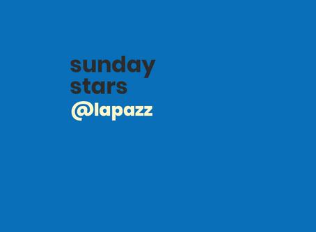 #sundaystars: @lapazz