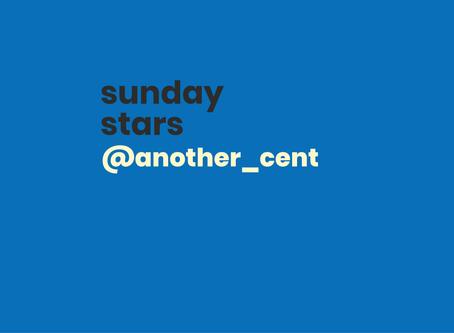 #sundaystars: @another_cent