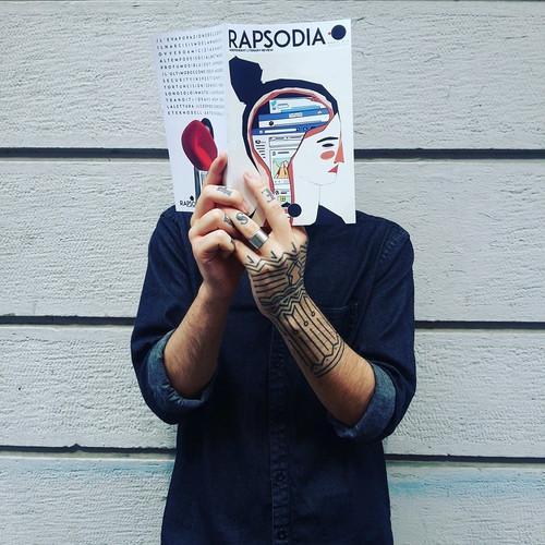 rapso n°12, 2016