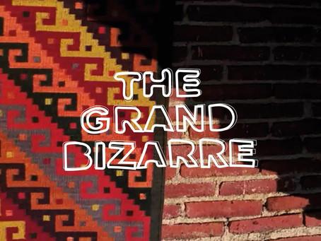 The Grand Bizarre - La torre di Babele degli intrecci, II: IL COLORE